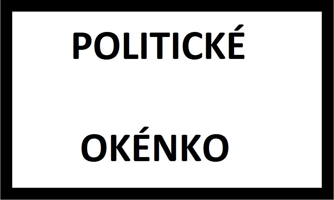 POLITICKÉ OKÉNKO