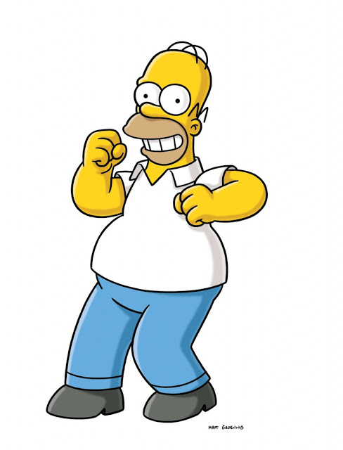 Homer Simpson - Simpsonovi