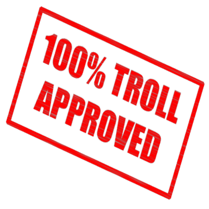 approved troll