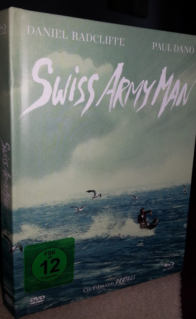 Swiss Army Man - Mediabook (+ DVD) (+ CD) [Blu-ray] [Limited Collector's Edition]