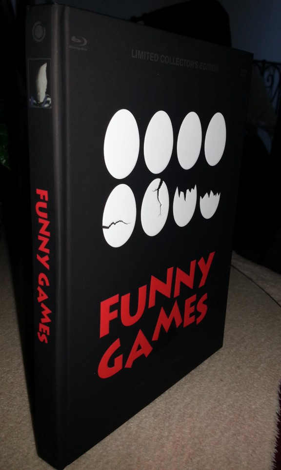 Funny Games - Original + US Remake [3-Disc Deluxe Edition]