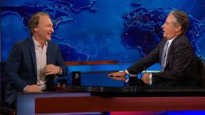 Bill Maher a Jon Stewart
