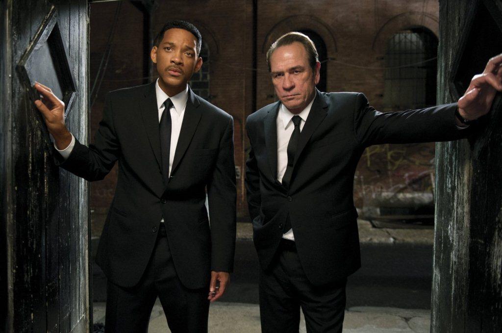 Agent J & K