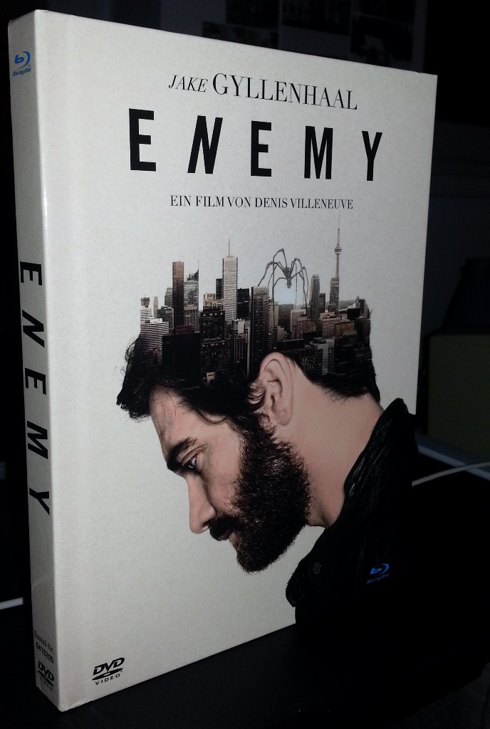 Enemy 3-Disc Limited Collector´s Edition Mediabook