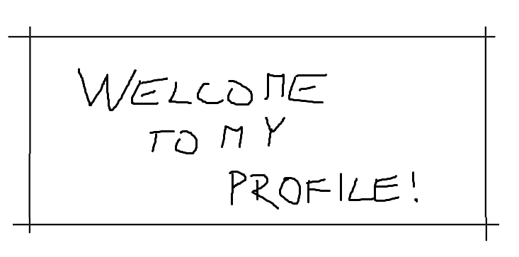 Welcome to my profile!