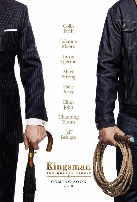 Kingsman: Zlatý kruh - jedničku miluju, takže vysoká očekávání jsou na místě