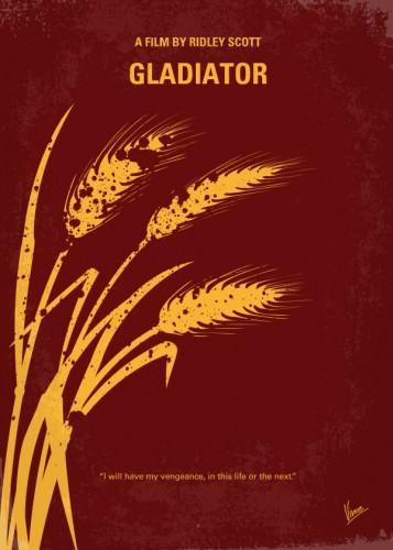 Minimal posters - Gladiátor