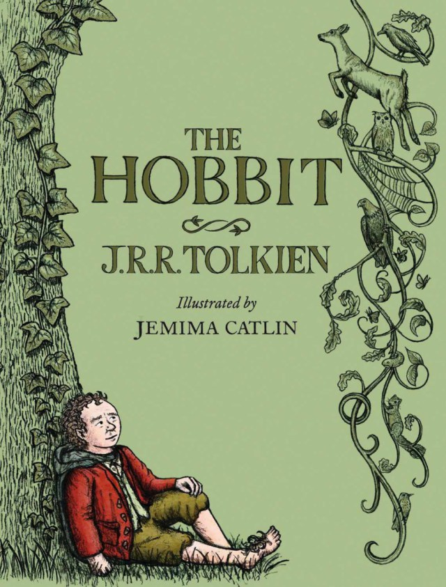 J. R. R. Tolkien - Hobit aneb cesta tam a zase zpátky