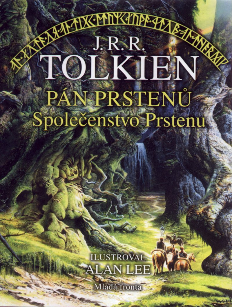 J. R. R. Tolkien - Pán prstenů