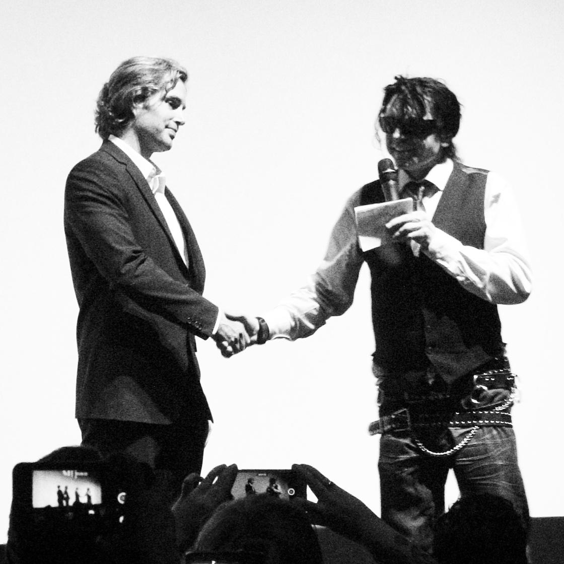 Greg Sestero + Tommy Wiseau