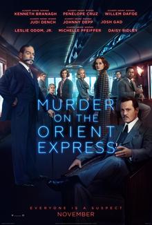 Vražda v Orient Express