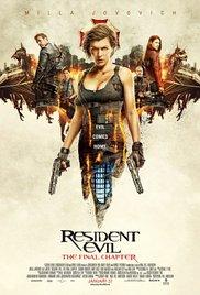 Resident Evil: Poslední kapitola
