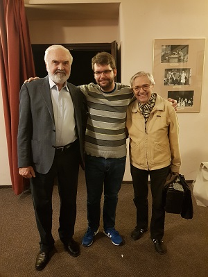 Svěrák, Čepelka a Já