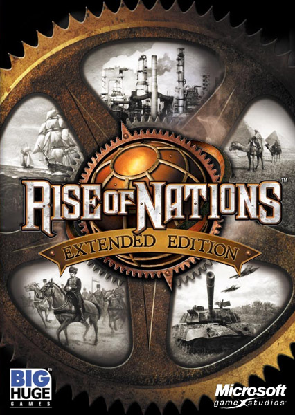 Rise of Nation