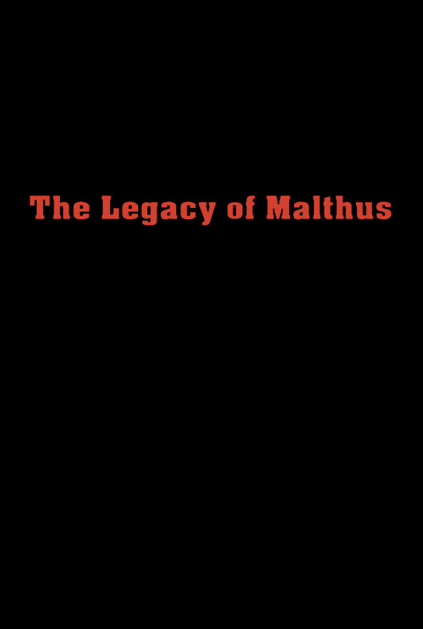 The Legacy of Malthus