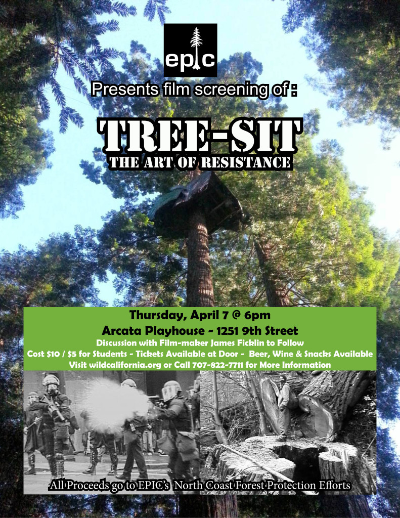 Tree Sit: The Art of Resistance