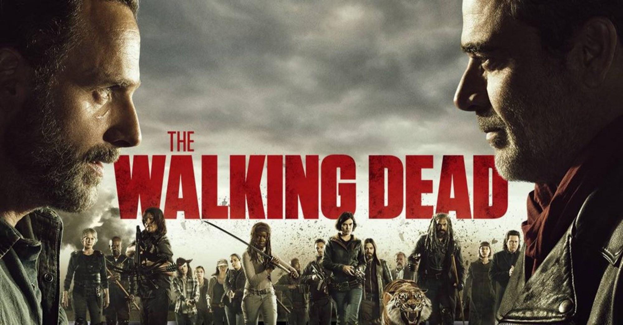 The Walking Dead - 8. SÉRIE - každé pondělí