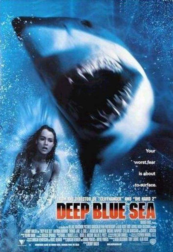 deep blue sea 1999 film wiki