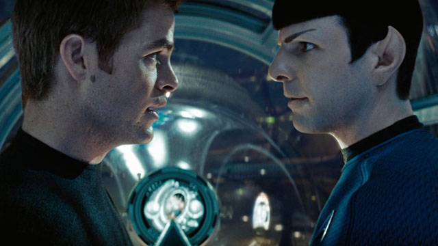 Kirk & Spock (Star Trek)
