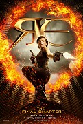 1. Resident Evil: The Final Chapter (F)