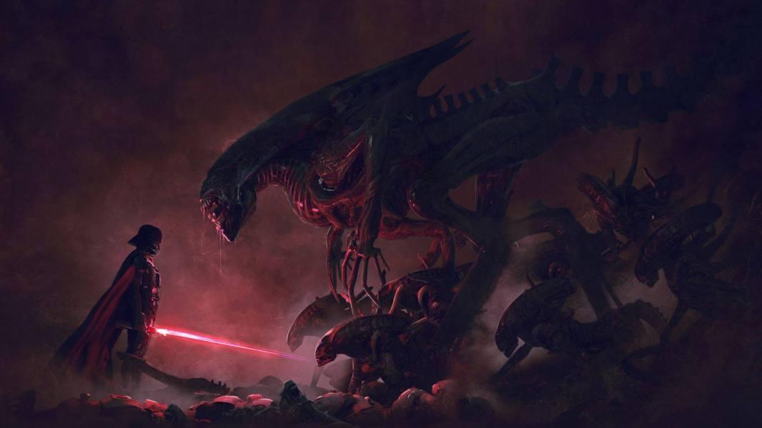 Star Wars Alien 1