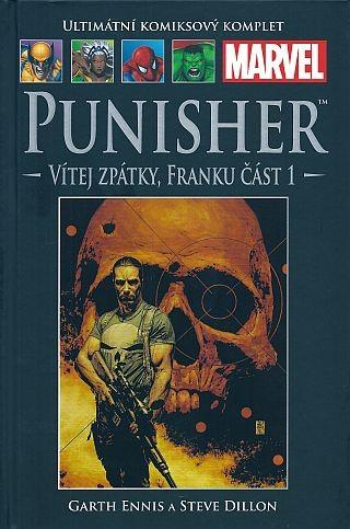 Punisher - Vítej zpátky, Franku (část 1)