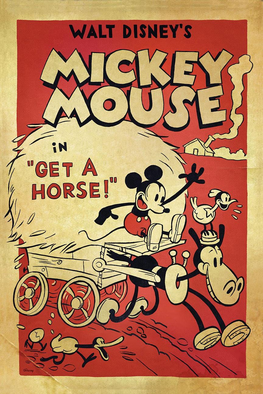 Mickeyho velká jízda