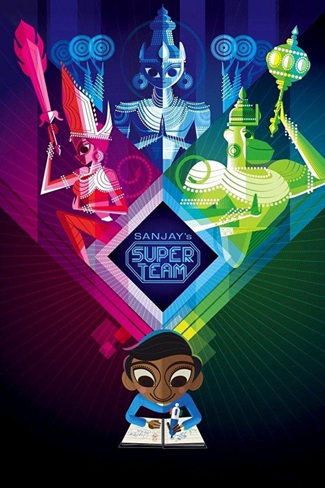 Sanjayův super tým