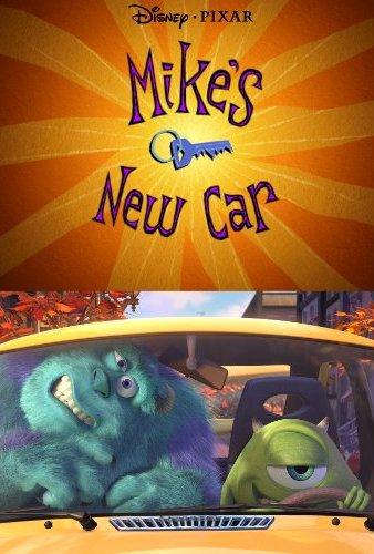Mikeovo nové auto