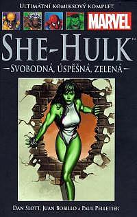 She-Hulk : Svobodná, úspěšná, zelená