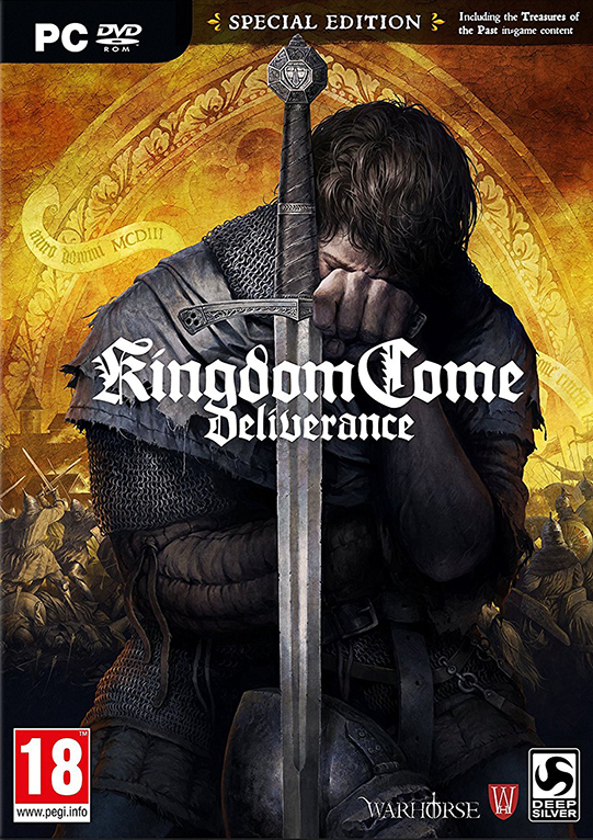 Kingdom Come: Deliverace Collector's edition
