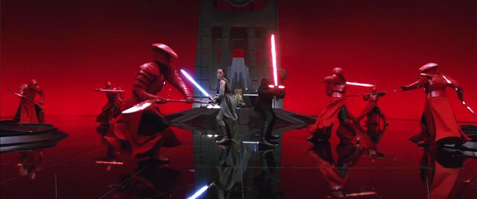 Hvezdne valky posledni z Jediu