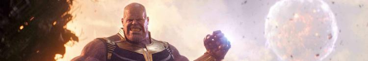 (2018) Avengers Infinity War