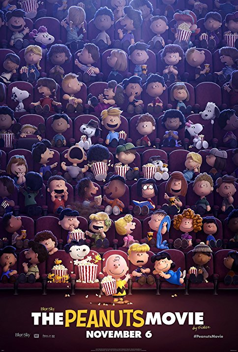 Snoopy a Charlie Brown: Peanuts ve filmu (2015)