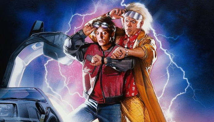 Back to the Future (1985 - 1990)