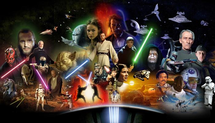Star Wars (1977 - souč.)