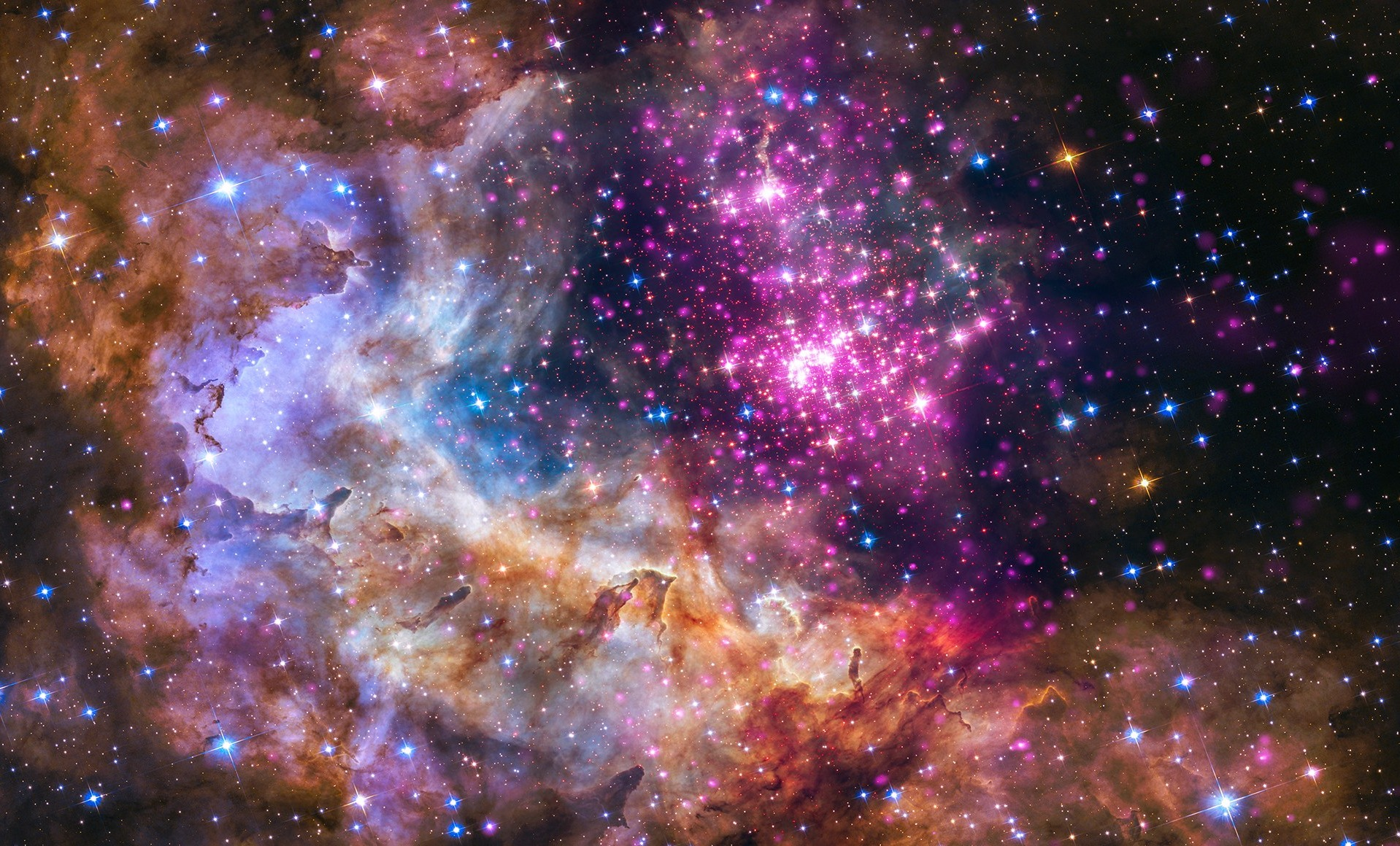 vesmír 2
