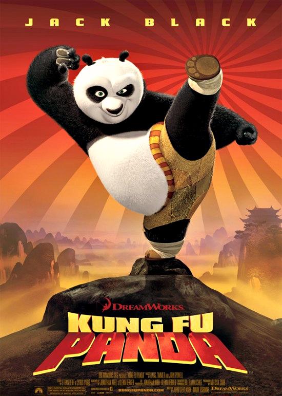 zimmer - kung fu panda