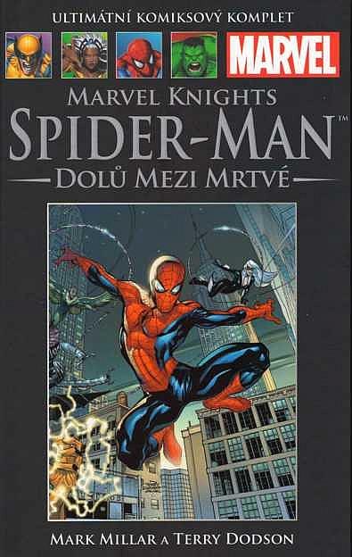 Spiderman - Dolů mezi mrtvé