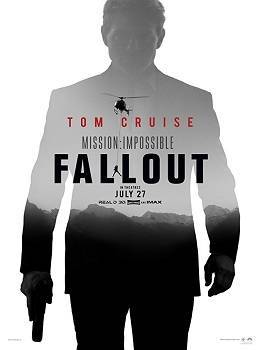 Mission Impossible - Fallout 2018