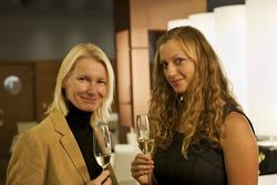 Jana Novotná a Petra Kvitová - Hotel Vitality