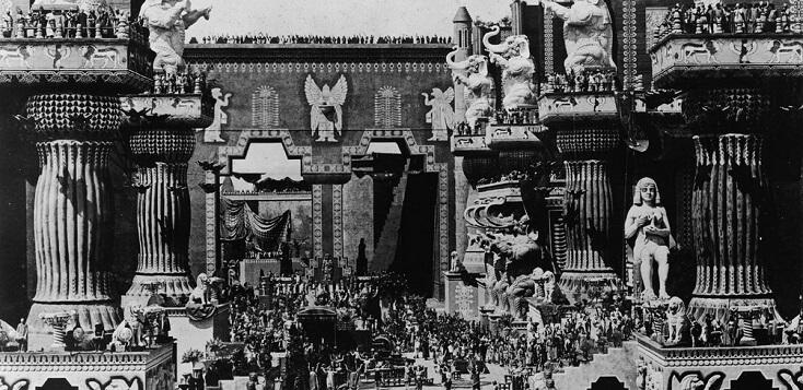 Megaloman prvej triedy - D. W. Griffith