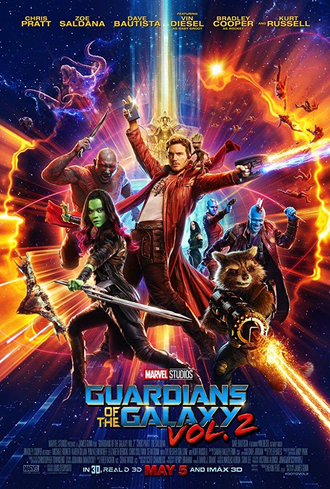 Guardians of Galaxy vol.2