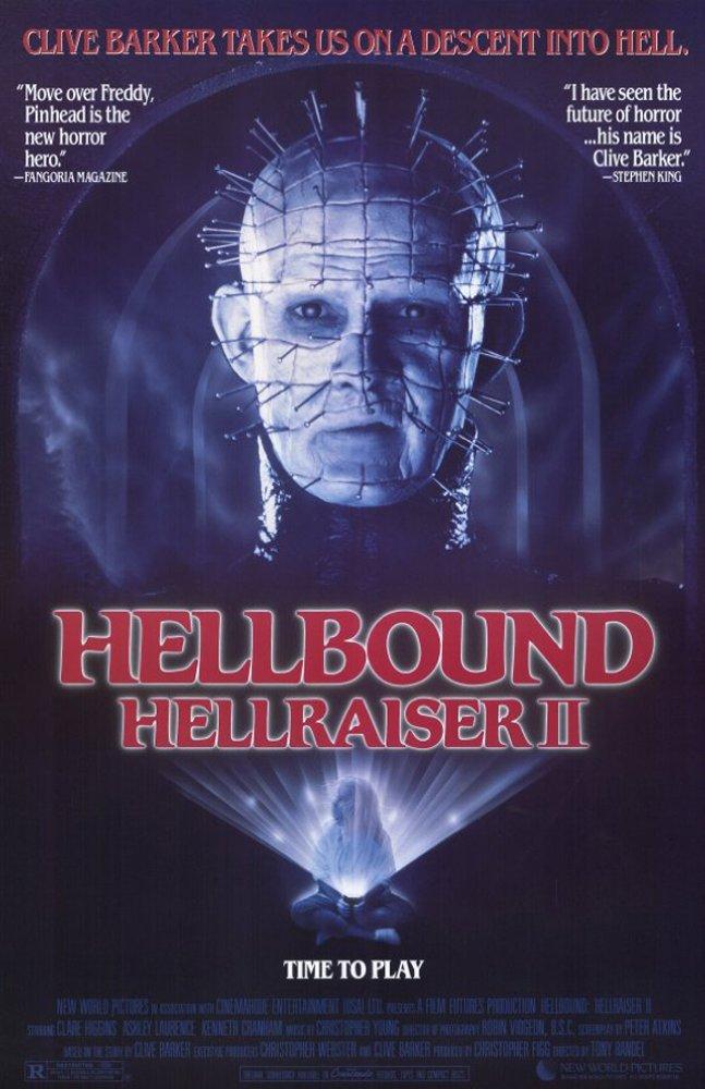 Hellbound: Hellraiser II (1988)