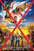 Goosebumps 2: Haunted Halloween (B-)