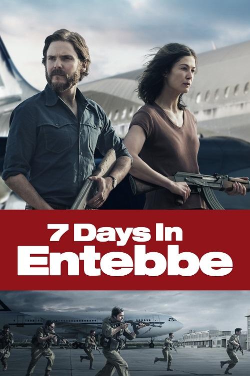 7 dní v Entebbe