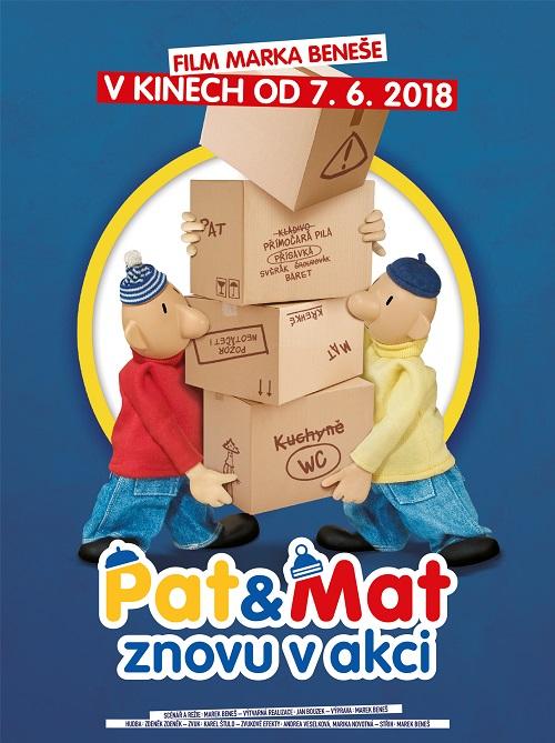 092be3803 Pat a Mat znovu v akci (2018) | ČSFD.cz