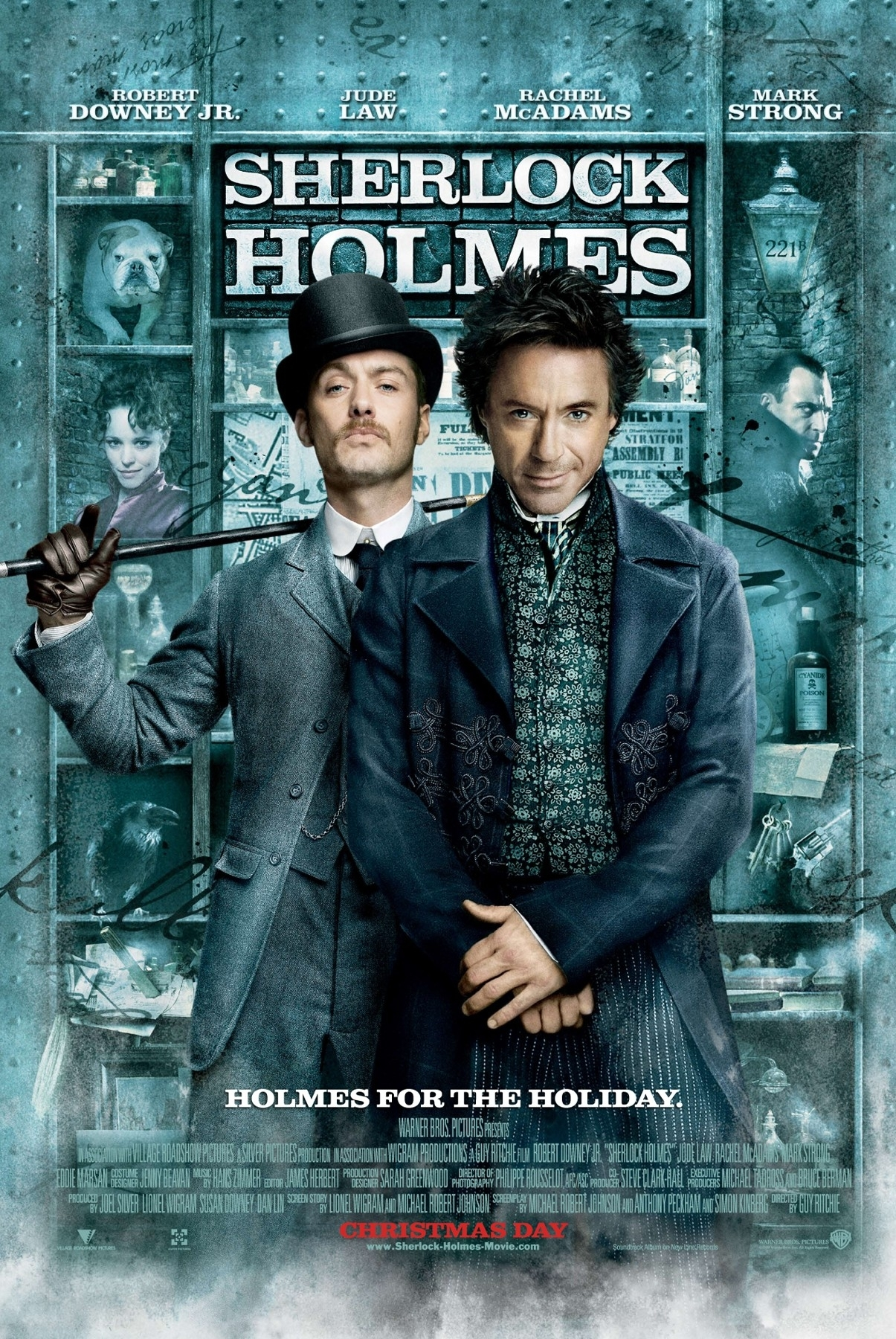 Sherlock Holmes by Guy Ritchie