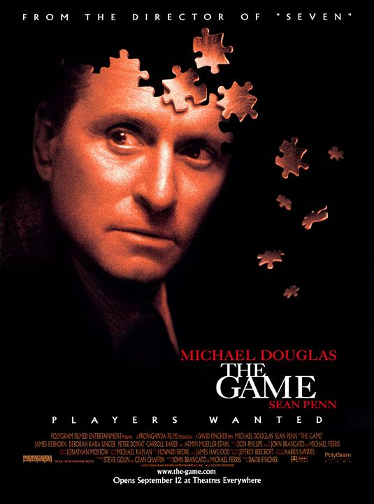 The Game by David Fincher