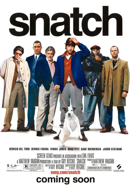 Snatch by Guy Ritchie